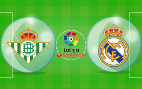 วิเคราะห์บอลวันนี้ [ ลาลีกา สเปน ] .เรอัล เบติส VS เรอัล มาดริด