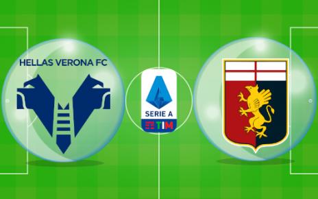 วิเคราะห์บอลวันนี้ [ กัลโช่ เซเรีย อา อิตาลี ] เวโรน่า VS เจนัว.