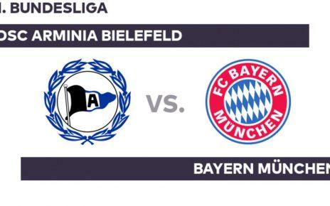 วิเคราะห์บอลวันนี้ [ บุนเดสลีก้า เยอรมัน ] อาร์มีเนีย บีเลเฟลด์ VS บาเยิร์น มิวนิค