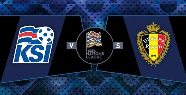 วิเคราะห์บอลวันนี้ [ ยูฟ่า เนชันส์ ลีก ] ไอซ์แลนด์ VS เบลเยี่ยม