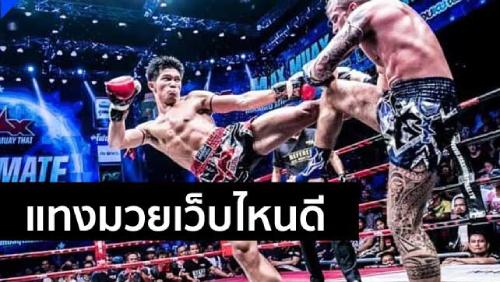วิธีแทงมวยไทยออนไลน์