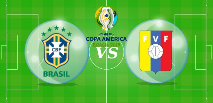 วิเคราะห์บอลวันนี้ [ บอลโลก โซนอเมริกาใต้ ] บราซิล VS เวเนซุเอล่า