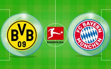 วิเคราะห์บอลวันนี้ [ บุนเดสลีกา เยอรมัน ] โบรุสเซีย ดอร์ทมุนด์ VS บาเยิร์น มิวนิค