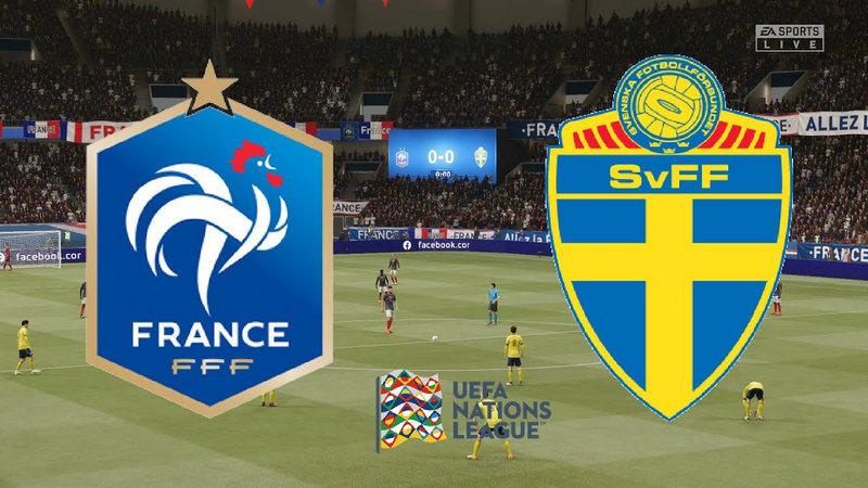 วิเคราะห์บอลวันนี้ [ ยูฟ่า เนชั่นส์ ลีก ] ฝรั่งเศส VS สวีเดน