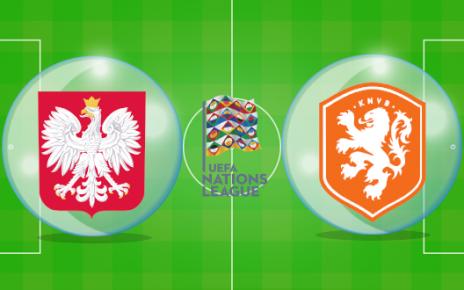 วิเคราะห์บอลวันนี้ [ ยูฟ่า เนชั่นส์ ลีก ] โปแลนด์ VS เนเธอร์แลนด์