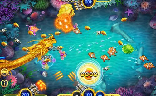 เกมยิงปลาฟรีเครดิตถอนได้