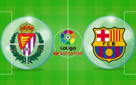 วิเคราะห์บอลวันนี้ [ ลาลีกา สเปน ] เรอัล บายาโดลิด VS บาร์เซโลน่า