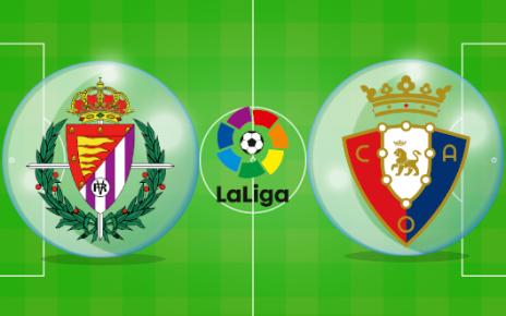 วิเคราะห์บอลวันนี้ [ ลาลีกา สเปน ] เรอัล บายาโดลิด VS โอซาซูน่า