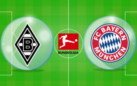 วิเคราะห์บอลวันนี้ [ บุนเดสลีกา เยอรมัน ] มึนเช่นกลัดบัค VS บาเยิร์น มิวนิค