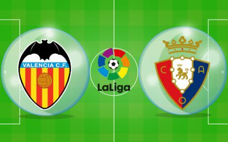 วิเคราะห์บอลวันนี้ [ ลาลีกา สเปน ] บาเลนเซีย VS โอซาซูน่า