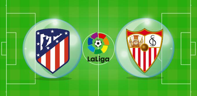 วิเคราะห์บอลวันนี้ [ ลาลีกา สเปน ] แอตเลติโก้ มาดริด VS เซบีย่า