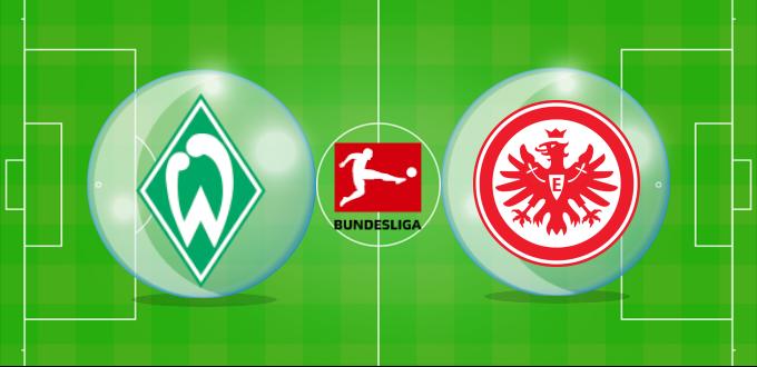 วิเคราะห์บอลวันนี้ [ บุนเดสลีก้า เยอรมัน ] แวร์เดอร์ เบรเมน VS ไอน์ทรัค แฟร้งค์เฟิร์ต