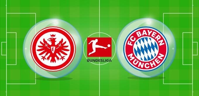 วิเคราะห์บอลวันนี้ [ บุนเดสลีก้า เยอรมัน ] ไอน์ทรัค แฟร้งค์เฟิร์ต VS บาเยิร์น มิวนิค
