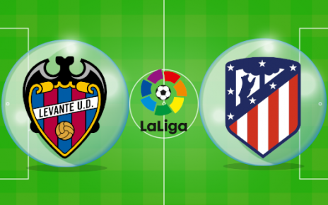 วิเคราะห์บอลวันนี้ [ ลาลีกา สเปน ] เลบานเต้ VS แอตเลติโก้ มาดริด