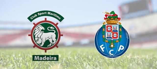 วิเคราะห์บอลวันนี้ [ โปรตุเกส ซุปเปอร์ลีก ] มาริติโม่ VS ปอร์โต้