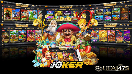Joker Slot ที่มาแรงที่สุด